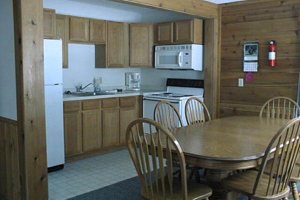 4 Bedroom Villa at Ruttger's Birchmont Lodge in Bemidji, MN